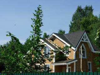Строительство каркасного дома по проекту ЭльБрус КД 029 в СНТ Фауна