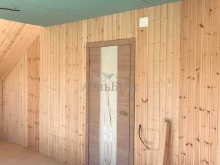 Каркасный дом по проекту КД 004 с изменениями, в ур. Заболотье