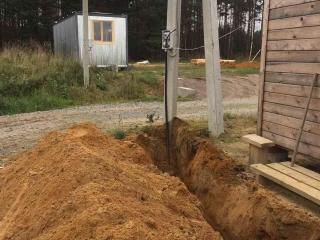 Каркасный дом по проекту КД-017 в КП «Сосновские Озера» - Инженерия