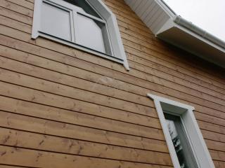 Каркасный дома по проекту КД 029 в СНТ «Фауна»