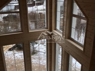 Каркасный дом по проекту КД 065 комплектации «С отделкой + Инженерный пакет», в СНТ «Рохма», Всеволожского района