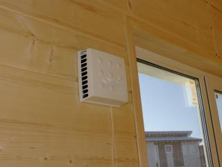 Инженерия - Каркасный дом по проекту КД 004 в ДПК Новые Ольшаники