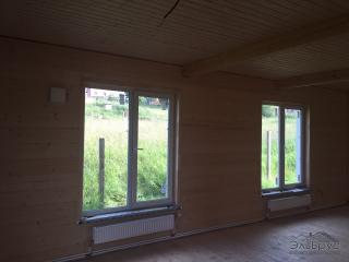 Каркасный дом по проекту КД-005 в д. Пигелево - Инженерия