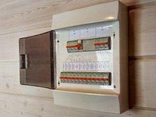 Каркасный дом по проекту КД 029, в СНТ «Фауна» - Инженерия