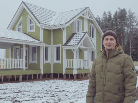 В гостях у заказчика, проект КД 021 в ДНТ «Верховский» (Видеоотчет)