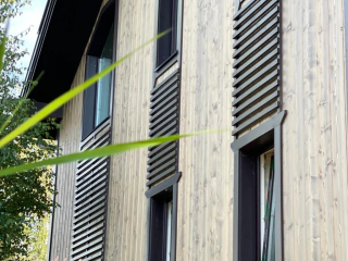 Каркасный дом по проекту КД 050 в д. Оранжерейка, Всеволожский район