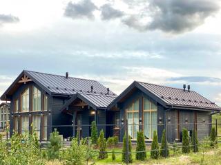 Каркасный дом по проекту КД 060 в КП «Уварово», Всеволожский район