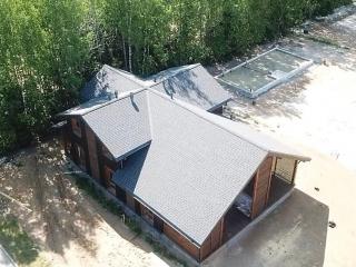 Каркасный дом по проекту КД 070 в КП «Юкковская Долина», Всеволожский район