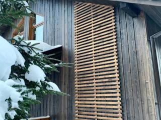 Каркасный дом по проекту КД 072 в поселке Терву, Республика Карелия