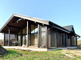 Каркасный дом по проекту КД 019, Всеволожский район