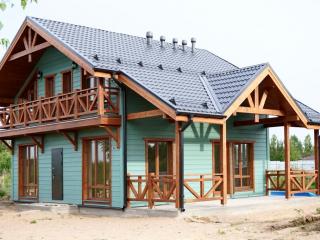 Строительство каркасного дома по проекту КД 066