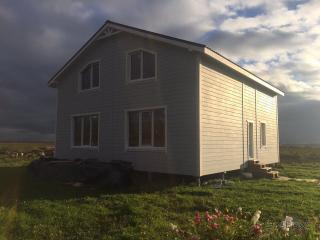 Строительство каркасного дома по индивидуальному проекту в д. Монделево