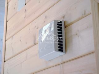 Каркасный дом по проекту КД 001 в д. Раздолье, в комплектации «С отделкой + Инженерный пакет»