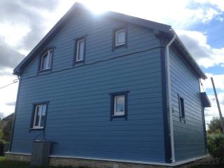 Каркасный дом по проекту КД 006