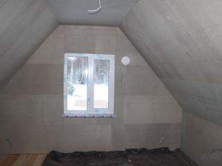 Строительство каркасного дома по проекту КД-015 в г. Печоры