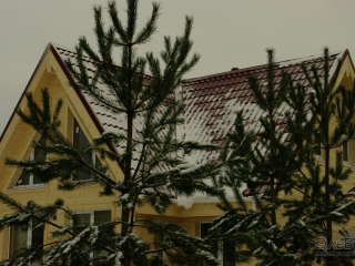Строительство каркасного дома по проекту КД-027 в СНТ «Фауна»