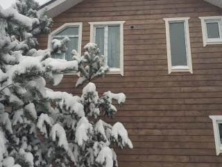 Готовый каркасный дом по проекту ЭльБрус КД-031