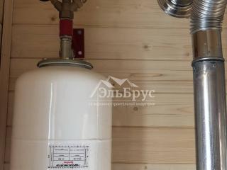 Каркасный дом по проекту КД 057 в комплектации «С отделкой + Инженерный пакет», СНТ Аист