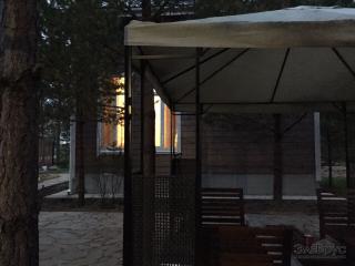Каркасный дом по проекту КД 031 (Обустройство территории)