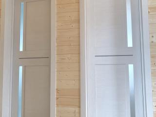 Каркасный дом в комплектации «С отделкой + Инженерный пакет» по проекту КД 046 в КП «Изумрудный Город»
