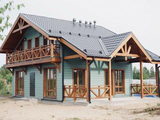 Каркасный дом по проекту КД 066, Смоленск