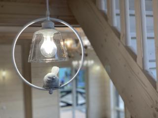 Внутренняя отделка каркасного дома по проекту КД 066 в СНТ «Фауна»