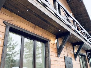 Каркасный дом в комплектации «С отделкой + Инженерный пакет» по проекту КД 066 в СНТ «Фауна»