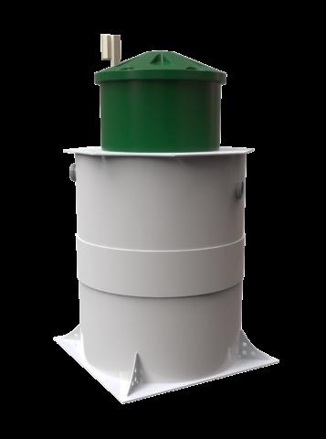 Станция глубокой биомеханической очистки хозяйственно-бытовых сточных вод Kolo Vesi 5