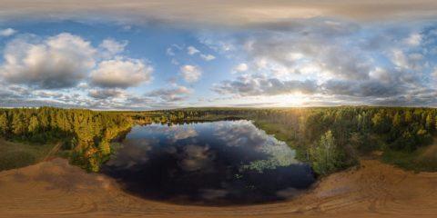 Сосновские озера 1